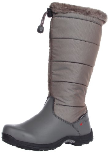 Baffin Dames Boston Snowboot Grijs