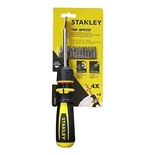 Stanley Hi-Speed Ratcheting Screwdriver