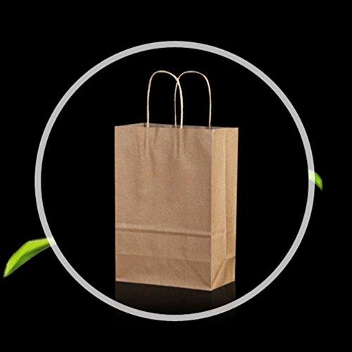 Brown Paper Bag Goodie Bags - 1
