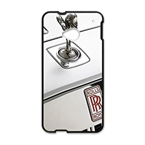 Happy Rolls-Royce sign fashion cell phone case for HTC One M7