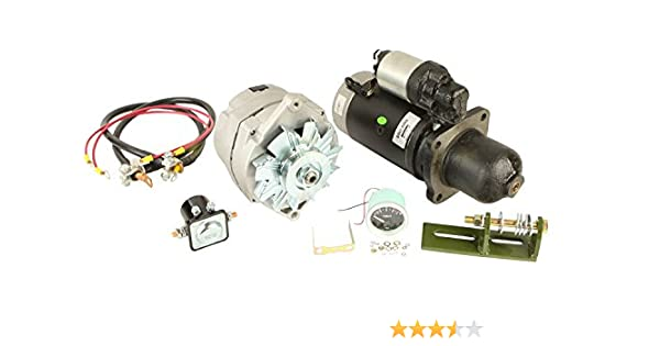 amazon com db electrical akt0017 alternator starter for amazon com db electrical akt0017 alternator starter for conversion kit john deere tractor for models 3010 3020 4010 and 4020 patio lawn garden