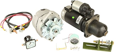 john deere 4010 starter wiring john image wiring amazon com db electrical akt0017 alternator starter for on john deere 4010 starter wiring