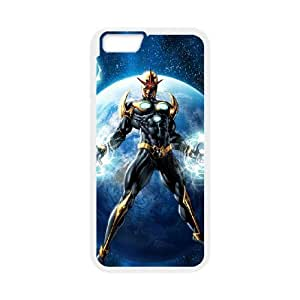 Designed With Captain America Pattern , Fit To iPhone 6,6S