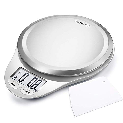 NUTRI FIT Multifunction Food Scale for Baking Kitchen Cookin