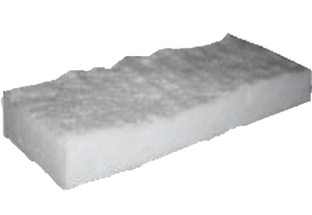 ceramic sponge 300x100x13 - less bio-ethanol fuel consumption incense limited