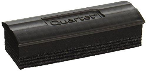 (Quartet Prestige Whiteboard Eraser, Black (PE1))