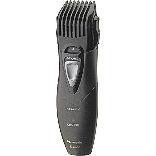 Panasonic ER2405K Portable Hair and Beard Trimmer,Black