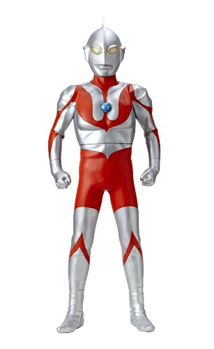 Ultraman 80 cm Soft Vinyl Giant Figur