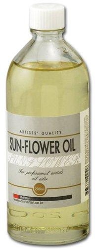 ShinHan Sunflower Oil 200 ml Bottle