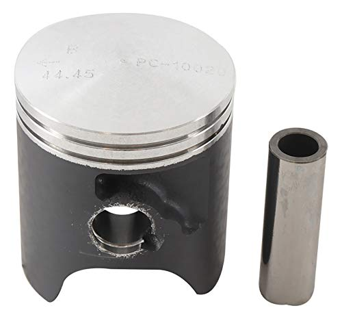 New Piston Kit Std Bore 44.45mm PC18-1019-B for Suzuki RM 65 03 04 05 06 2003 2004 2005 2006 by Powersports Connection (Image #2)