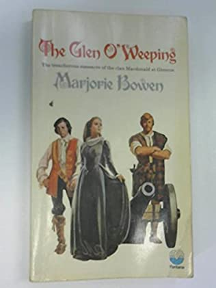 book cover of The Glen O\'Weeping