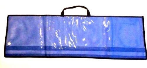 Bay State Tackle Fishing Spreader Bar Lure Washdown Storage Bag (38'' x 10'') - Fishing Spreader Bars
