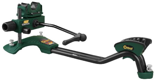 Caldwell Fire Control Full Length Rest Adjustable Ambidextrous Rifle Shooting Rest for Outdoor Range by Caldwell (Image #5)