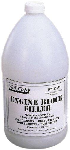 Moroso Filler - Moroso 35571 Engine Block Filler - 1 Gallon
