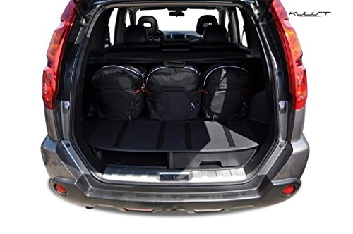 JUST - TASCHEN AUF MASS NISSAN X-TRAIL, II, 2007-2014 CAR FIT BAGS