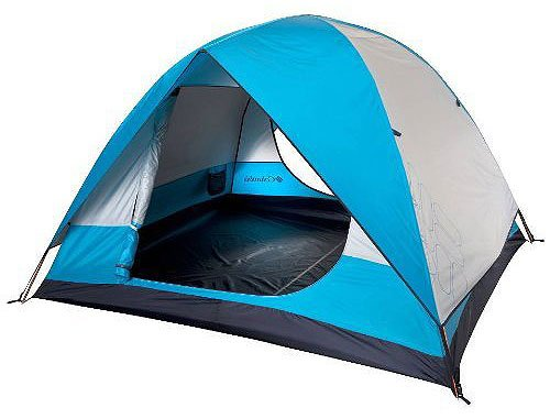Columbia Belladome 6 person Tent (Compass Blue, One Size), Outdoor Stuffs
