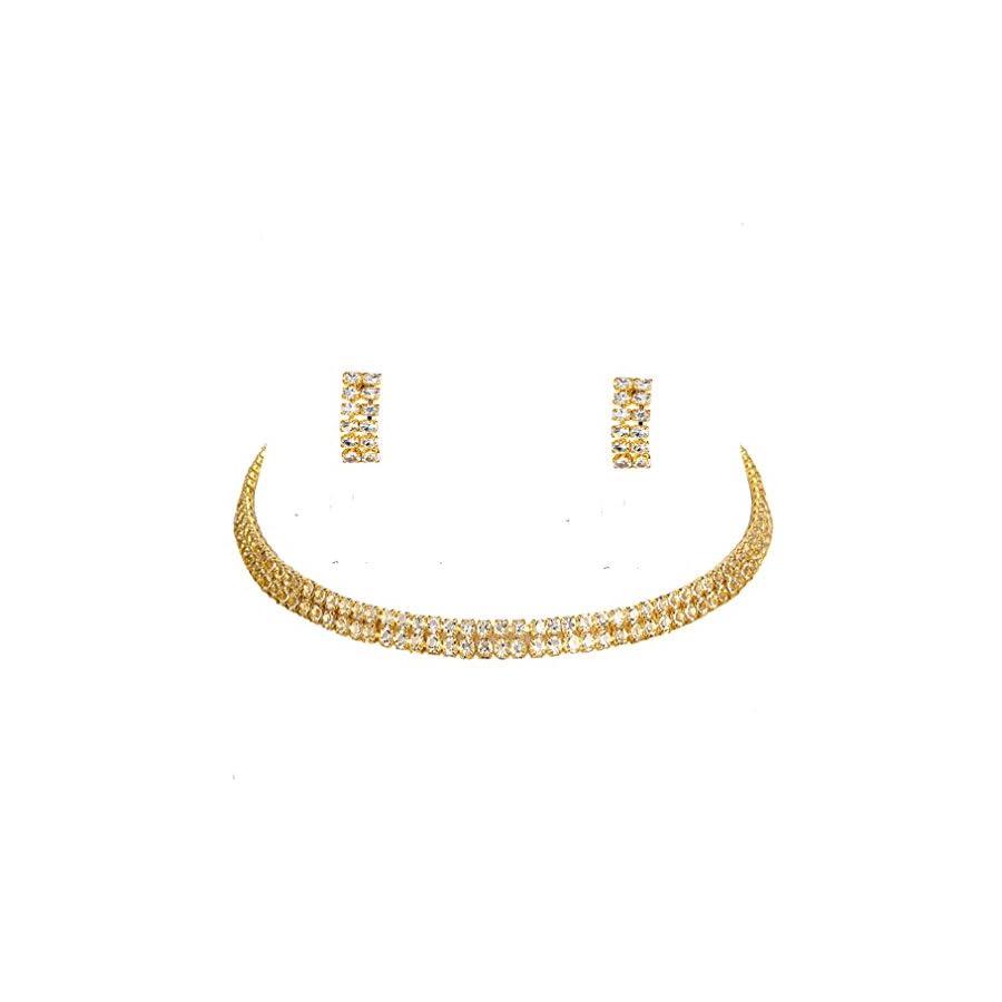 TENGZHEN Circle Polished Shiny 18K Gold Plated Black Hoop Earrings ¡