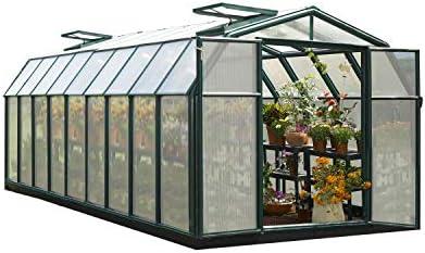 RION Hobby jardinero Invernadero de doble pared 2: Amazon.es: Jardín