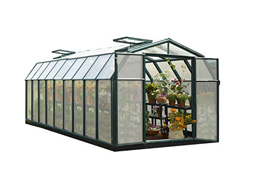 Best Hobby Greenhouses - Rion Hobby Gardener 2 Twin Wall
