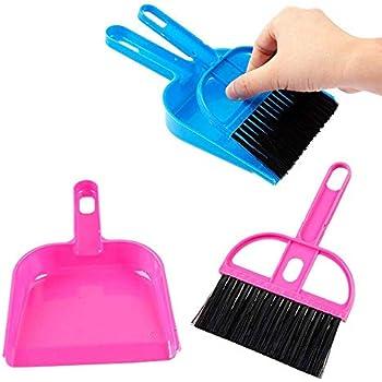 Amazon Com Lohome Mini Cleaning Broom Brush And Dustpan