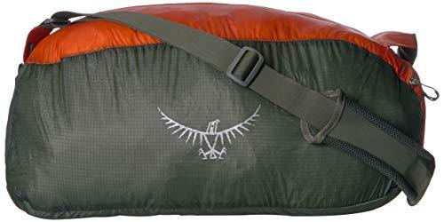 Osprey Packs UL Stuff Duffel, Poppy Orange, One Size