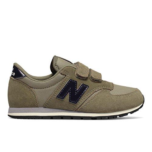 Kinder Balance New Grün Sneaker KE420NUI Unisex qvqBrgE