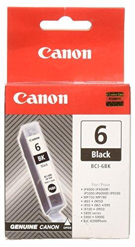 CNMBCI6BK - Canon BCI6BK BCI-6 Ink