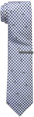 Nick Graham Men's Lattice with Ant Tie