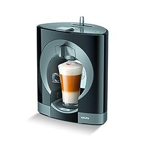 Krups Dolce Gusto Oblo KP1108 – Cafetera de cápsulas, 15 bares de presión, color negro 41i aBJcN5L