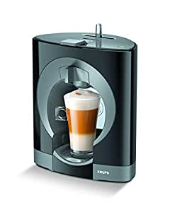 Krups KP1108 - Cafetera Nestlé Dolce Gusto Oblo, 15 bares de presión, negro
