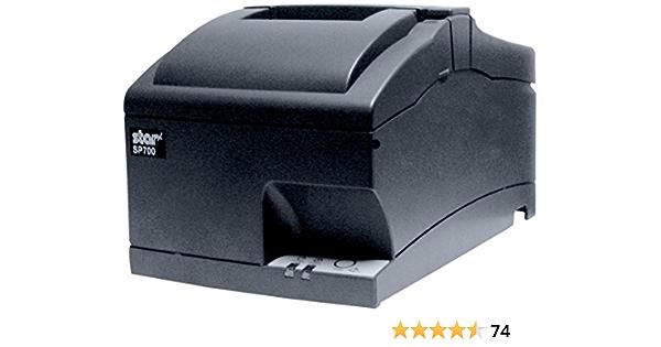 Receipt Printers Star Micronics SP742MBi2 Bluetooth Impact Receipt ...