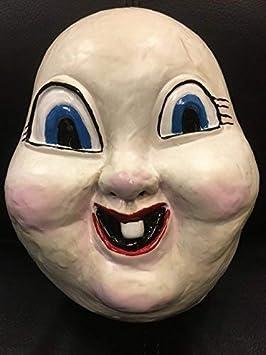 Wrestling Happy Death Día - Halloween Disfraz Cosplay Muy Plástico Duro Máscara - Disfraz Disfraz Película