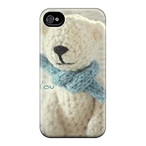 Awesome Design Miss U Hard Case Cover For Iphone 4/4s