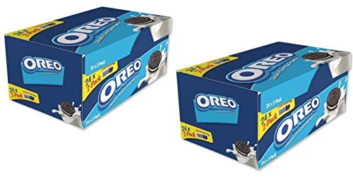 Oreo Biscuits Chocolate Sandwich White Filling Twin Pack – (96 Biscuits)