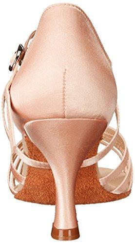 Rosa Women's Shoe Satin Dance Capezio Camel 5Zwtn5P