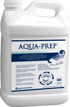 Applied Biochemists 395204A Aqua Prep Protein Solution  1 Gallon