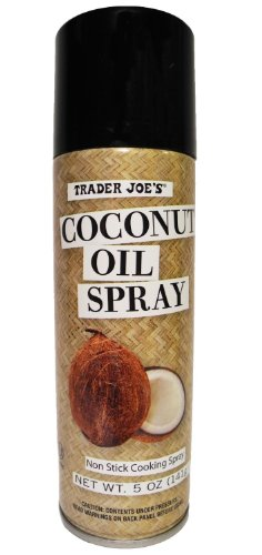 Trader Joe's Coconut Oil Non Stick Cooking Spray