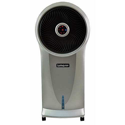 Luma Comfort EC110S Portable Evaporative Cooler with 250 Square Foot Cooling, 500 CFM ()