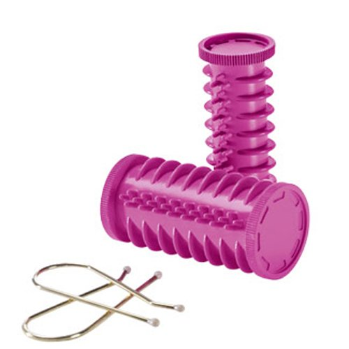 Conair Instant Heat Compact Hot Rollers; Pink by Conair (Image #4)