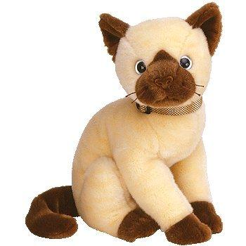 Amazon.com  TY Beanie Buddy - SIAM the Cat  Toys   Games 4f3fe115289