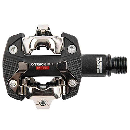 Look Cycle X-Track Race Carbon Pedals Black, One Size