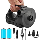Battery Powered Air Pumps - Best Reviews Guide