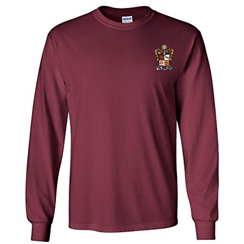 Phi Kappa Theta Fraternity Crest Longsleeve Tee X-Large ()