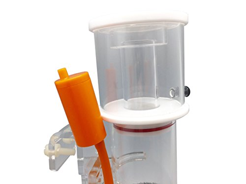 H2Pro SQ-70 Aquarium Protein Skimmer, 13-30gal, 48gph by H2Pro (Image #2)