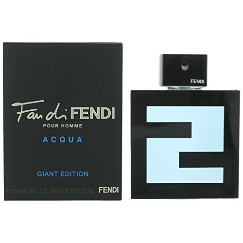 FENDI Fan Di For Men Aqua/EDT Spray, 5.0 Oz (150 Ml) - Men Fendi