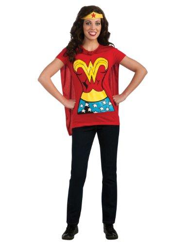 Rubie's Wonder Woman T-Shirt Costume