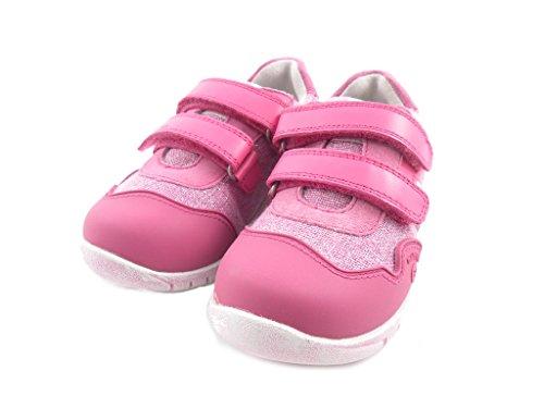 Biomecanics , Mädchen Sneaker rosa rosa 22