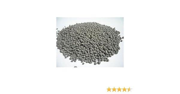 Sulfato de hierro granulado a granel 1 Kg