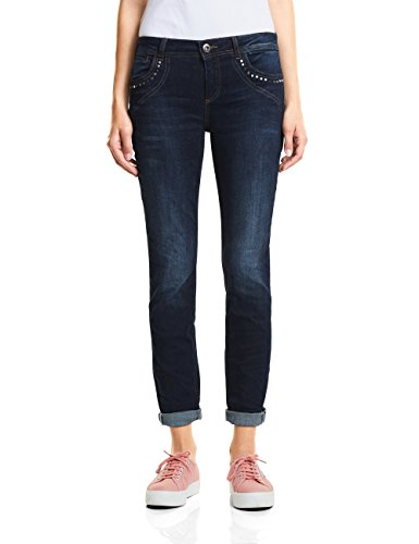 11515 Jeans Wash Slim authentic One Street Blue Blau Donna Deep 4ZAxw