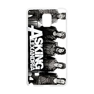 ASKING LEXANDRIA Phone Case for Samsung Galaxy Note4 Case